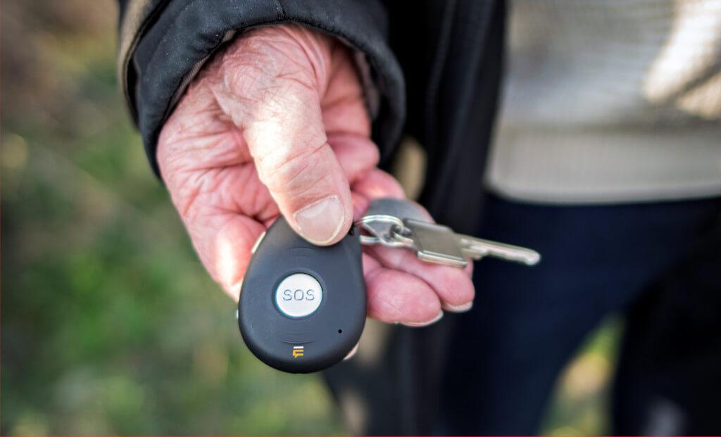 MONSE mini na kľúčoch